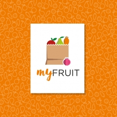 my fruit logo